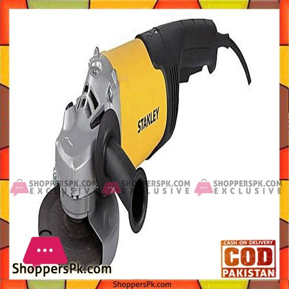 Stanley Angle Grinder 7'' - 2000W - NK - STGL2018