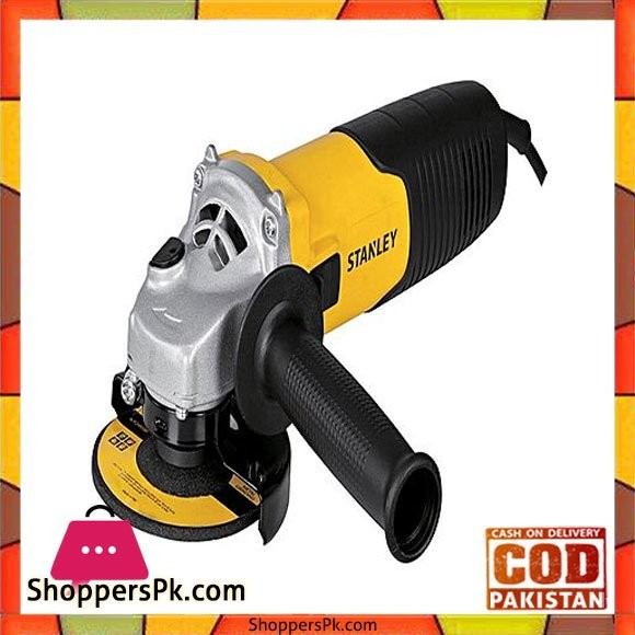 Stanley STGS9100 Angle Grinder 4'' 100mm 900W STANLEY