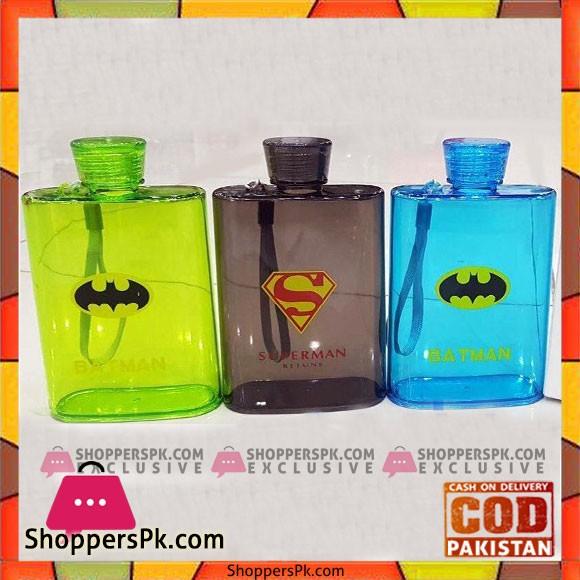 Super Hero Logo Best Travel Bottle Water Bottle One Piece