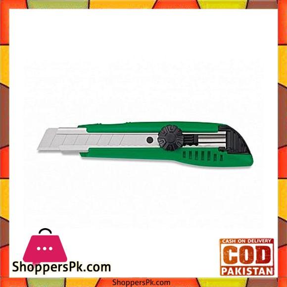 TOPTUL Utility Cutter - Green