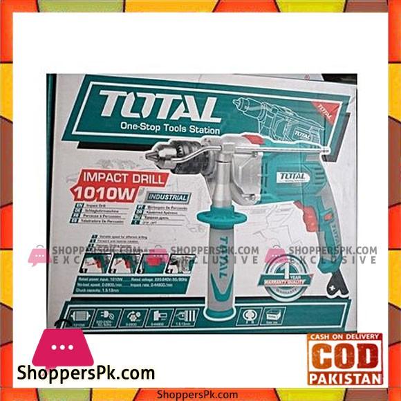 Total Impact Drill 13mm 1010w - TG111136