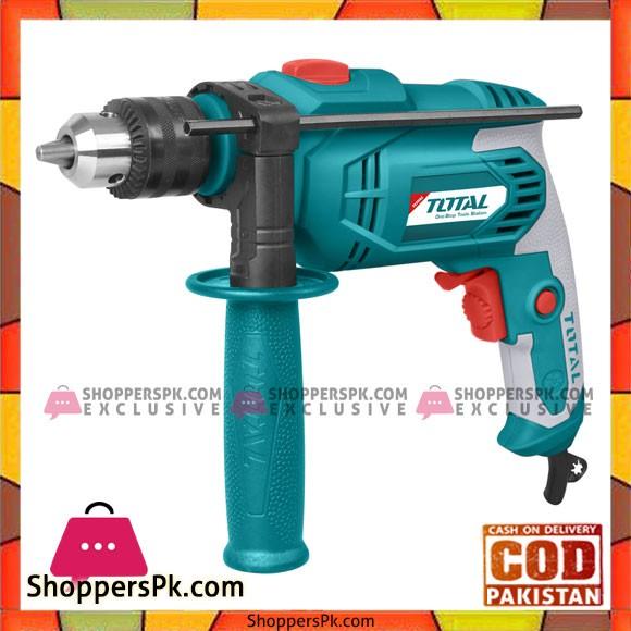 Total Impact Drill Machine 750w - TG108136