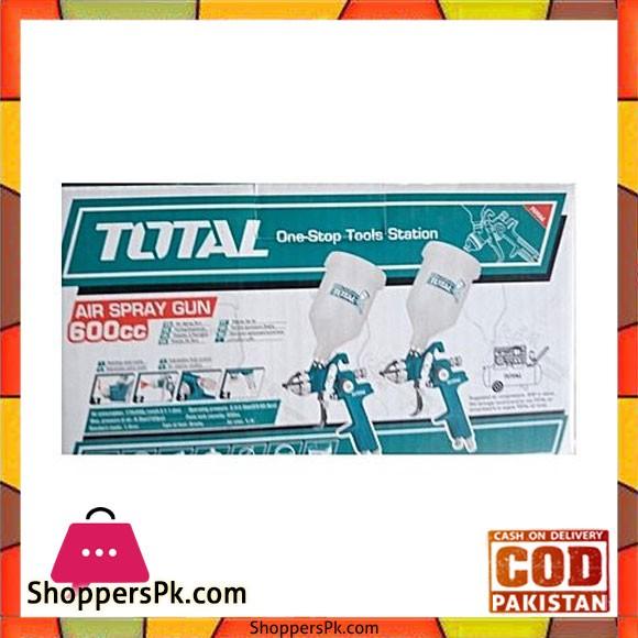 Total Spray Gun Compressor Gun