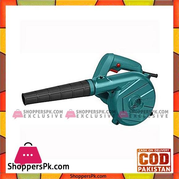 Total Tb2066 Aspirator Blower 600W-Green & Black