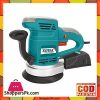 Total Tf2041501 Rotatory Sander 450W-Green & Black