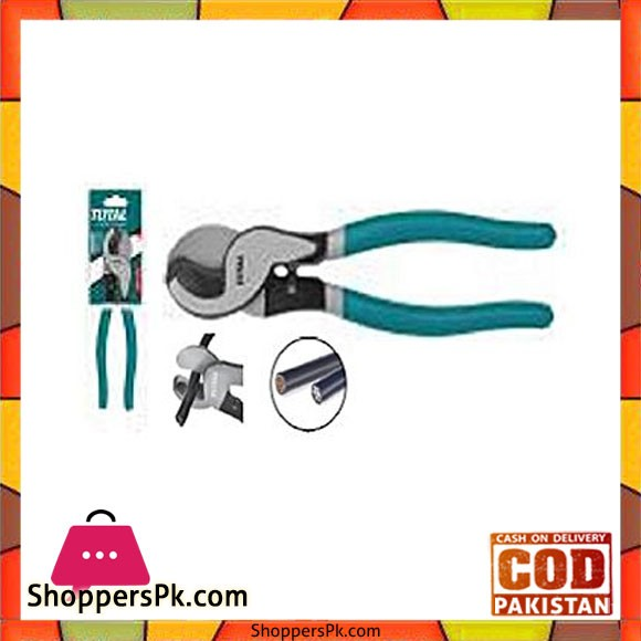 Total Tht115102 Heavy Duty Cable Cutter 10''-Green