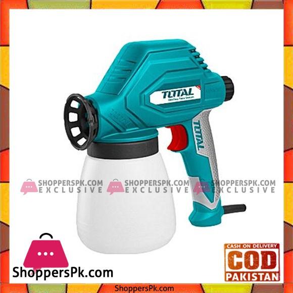 Total Tt1006 Spray Gun 800W-Green