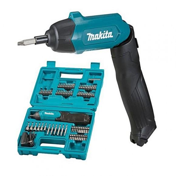 MAKITA Makita DF001DW 3.6V 1.5AH Li-ion Cordless Pen Screwdriver Combo Kit charged by USB charging AC Adapter (Micro USB)