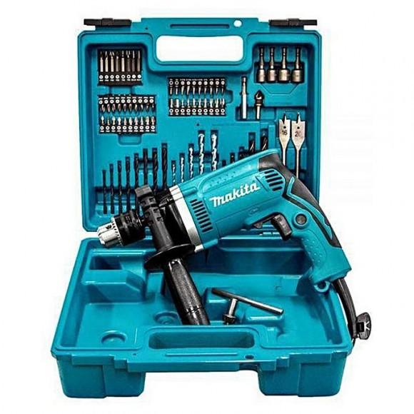 MAKITA Professional Tool Set - 101Pcs - Blue - HP1630X100