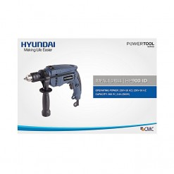 HYUNDAI HP900ID - Impact Drill