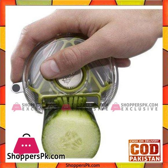 4 In 1 Rotary Cutter Peeler