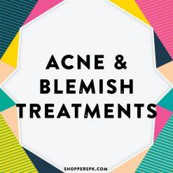 Acne & Blemish Treatments