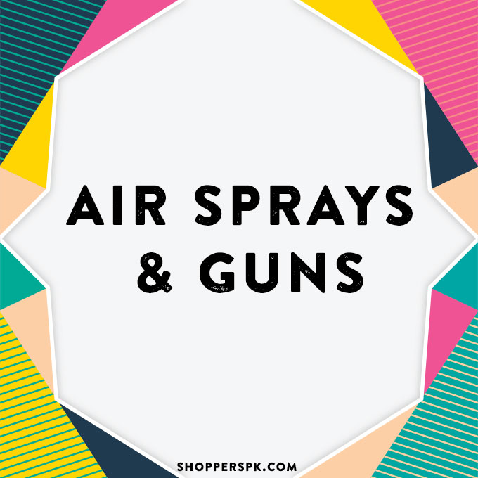 Air Sprays & Guns in Pakistan