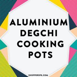 Aluminium Degchi Cooking Pots