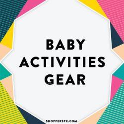 Baby Activities & Gear