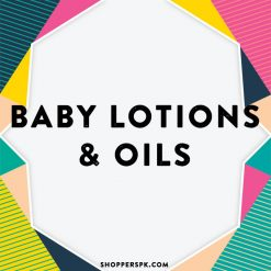 Baby Lotions & Oils