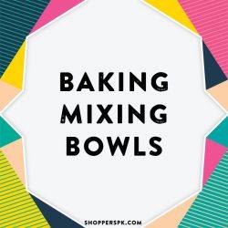 Baking Mixing bowls