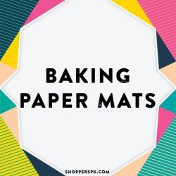 Baking Paper Mats