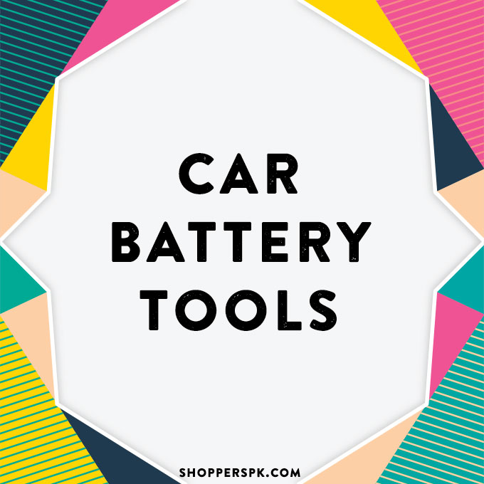 Car Battery Tools in Pakistan