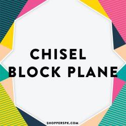 Chisel & Block Plane