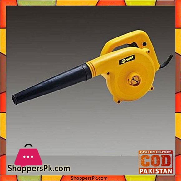 Dawer Electric Dust Blower - Yellow