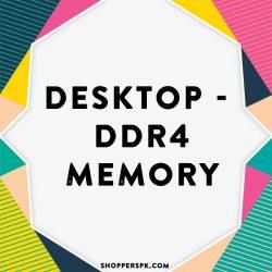 Desktop - DDR4 Memory