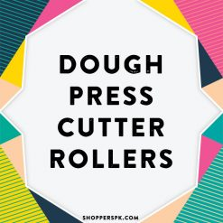 Dough Press/Cutter/Rollers