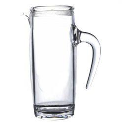 Acrylic Olive Oil Transparent Jug Bottle Dispenser With Handle Clear Lid