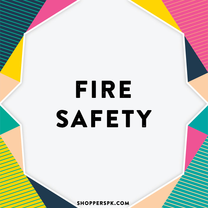Fire safety in Pakistan