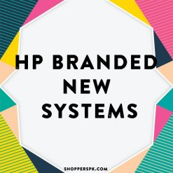 HP Branded New Systems