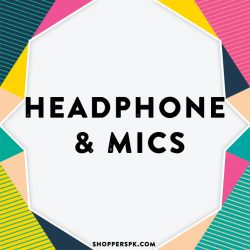 Headphone & Mics