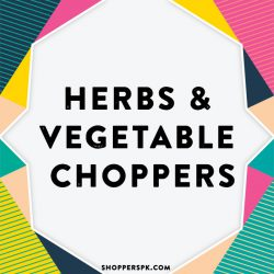 Herbs & Vegetable Choppers