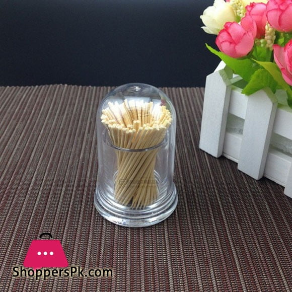 High-Quality Acrylic Plastic Toothpick Holder Clear Plastic