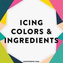 Icing Colors & Ingredients