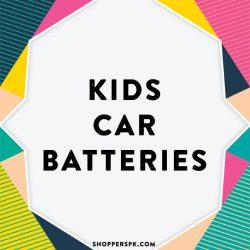 Kids Car Batteries