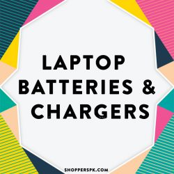 Laptop Batteries & Chargers