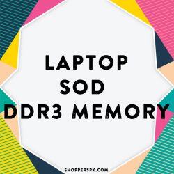 Laptop SOD - DDR3 Memory