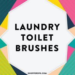 Laundry & Toilet Brushes