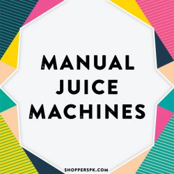 Manual Juice Machines