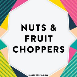 Nuts & Fruit Choppers