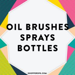 Oil Brushes/Sprays/Bottles