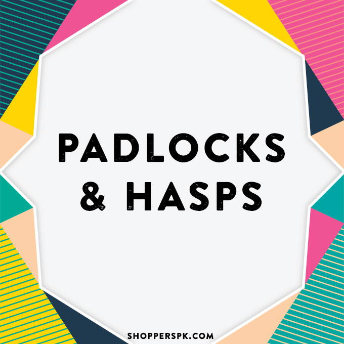 Padlocks & Hasps in Pakistan