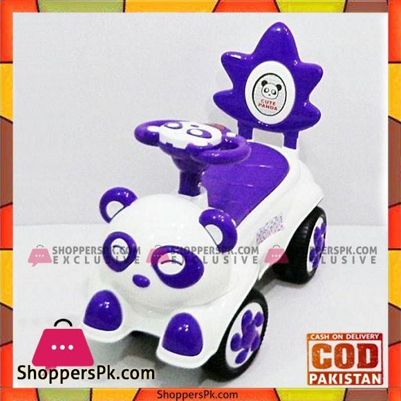 Panda Push Car For Kids