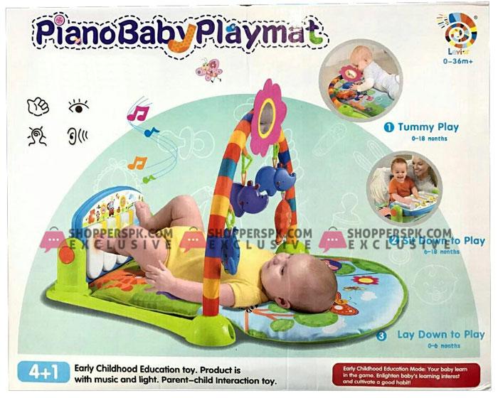 Piano Baby Play Mat PA418