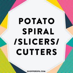 Potato Spiral/Slicers/Cutters
