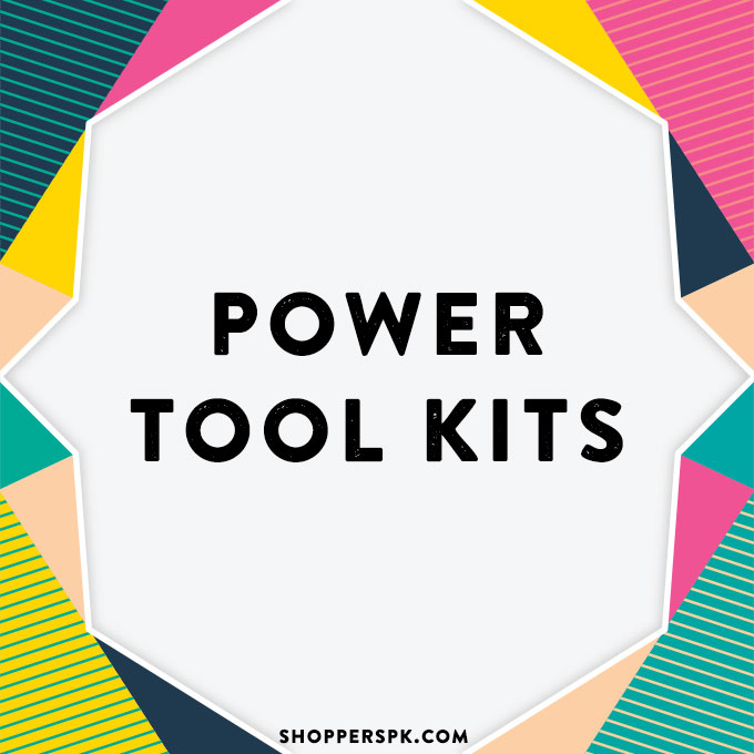 Power Tool kits in Pakistan
