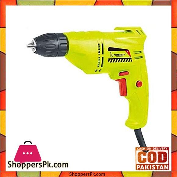 Prescott Prescott 350w 10mm Electric Drill