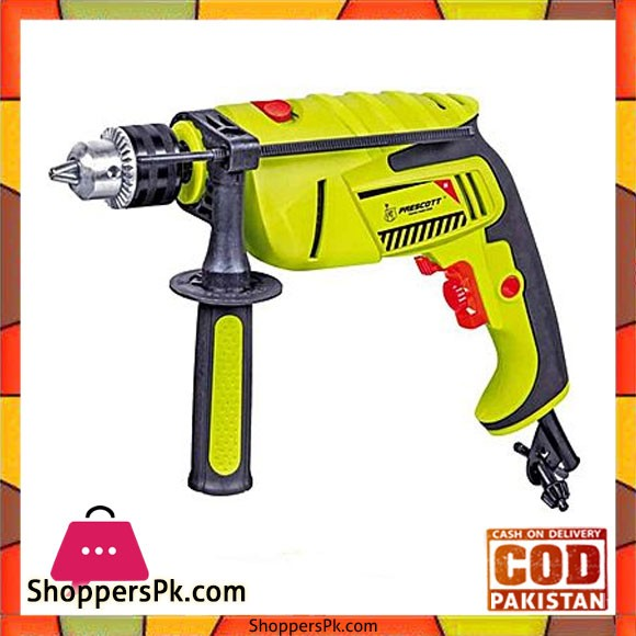 Prescott Prescott 550W 13mm hammer drill