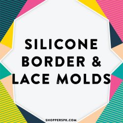 Silicone Border & Lace Molds