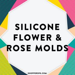 Silicone Flower & Rose Molds